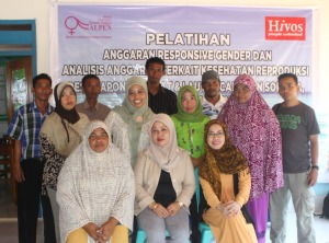 Foto bersama peserta dan fasilitator
