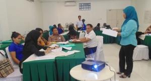 Review bahasa hukum dalam PERDES di Desa Saponda